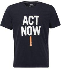 t-shirt tadeo donkerblauw