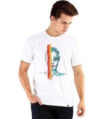 camiseta ouroboros manga curta angelina masculina