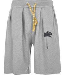 palm angels loose palm shorts