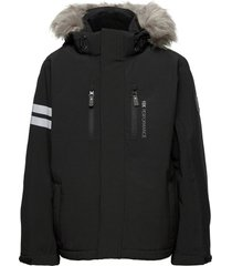 colden jacket outerwear snow/ski clothing snow/ski jacket svart lindberg sweden