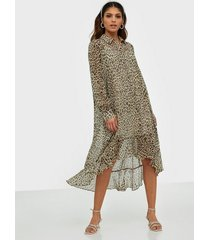 river island chiffon shirt dress loose fit