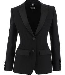 tailored tuxedo jacket