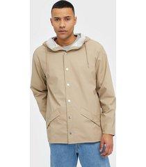 rains jacket jackor beige