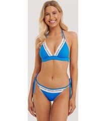 calvin klein bikiniunderdel - blue