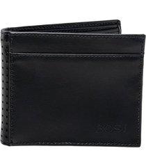 billetera barclay negro bosi