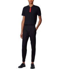 boss men's pal 07 slim-fit polo shirt