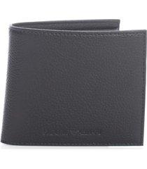 emporio armani leather wallet coincase