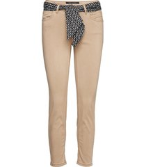 jeans slimmade jeans beige marc o'polo