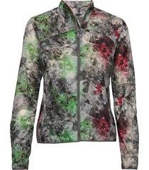 vent pack jkt w outerwear sport jackets multi/mönstrad craft