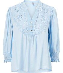 blus cuasmine blouse