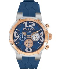 reloj mulco lush mw-3-20637-043