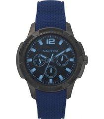 reloj outdoor azul nautica