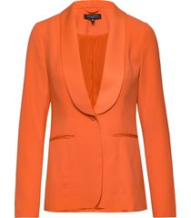 blazer blazer colbert oranje ilse jacobsen