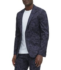 blazer azul banana republic