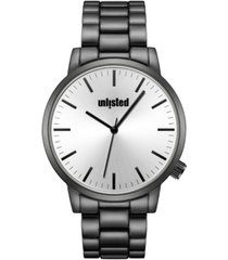 kenneth cole unlisted classic watch, 43mm
