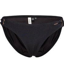 alice textured cupped bikini bottom bikinitrosa svart superdry