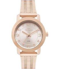 relógio feminino technos elegance 2035mlt/4j
