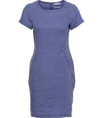 aundreaspw dr knälång klänning blå part two