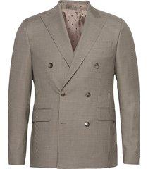 1835 - star db normal blazer colbert beige sand