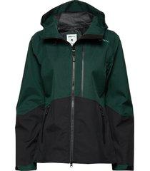 shell jkt w outerwear sport jackets grön craft