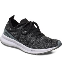 fuseknit x w shoes sport shoes running shoes svart craft