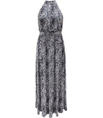 inc halter-neck maxi dress, created for macy's