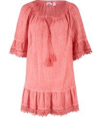 camicetta con spalle scoperte (rosa) - bpc bonprix collection