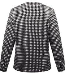 blouse van emilia lay zwart