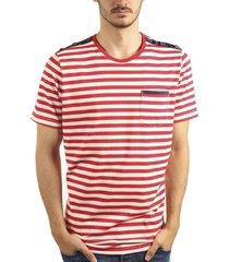 camiseta rayas roja ref. 108041119