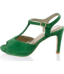 sandaletter alba moda grön