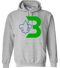 00149 hockey american league binghamton whalers hoodie