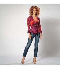 lily - kolorowa bluzka