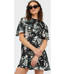 ax paris short sleeve mini dress loose fit dresses