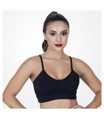 top lix cvl com elastico air feminino