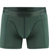 garage essentials boxer short (green)