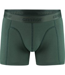 garage essentials boxer short (green)