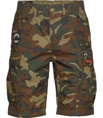 parachute cargo short shorts casual grön superdry