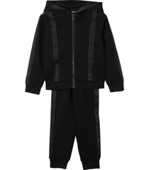 emporio armani two pieces teen jumpsuit