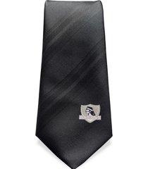 corbata colo-colo negra sederías santiago