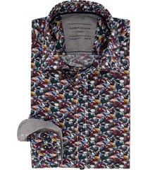 overhemd casa moda multicolor casual fit