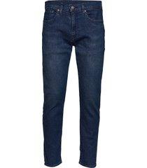 502 taper sage super nova adv jeans blå levi´s men