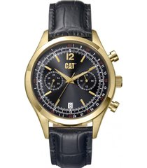 reloj 1904 multi dorado cat