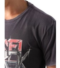 camiseta diesel t-joe preta