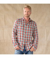 signature plaid shirt
