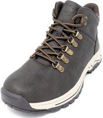 botas de hombre o.p boots ronda- caramelo