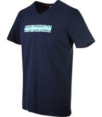 blue industry kbis20-m89 t-shirt indigo