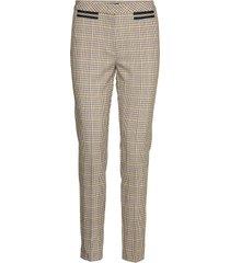 pants classic 1/1 length byxa med raka ben beige betty barclay
