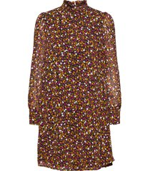 gryffin print dress korte jurk multi/patroon modström