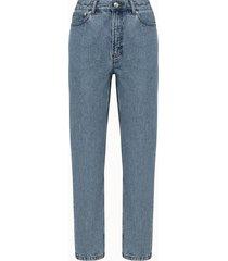 a.p.c. jeans jean 80 in denim chiaro