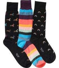 paul smith artist stripe socks set